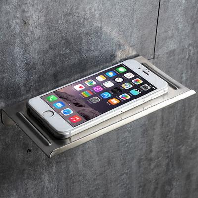 SUS304 욕실 다용도 스마트폰 선반