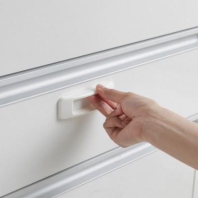 사용이 편리한 접착식 다용도 보조 손잡이 2개 세트
