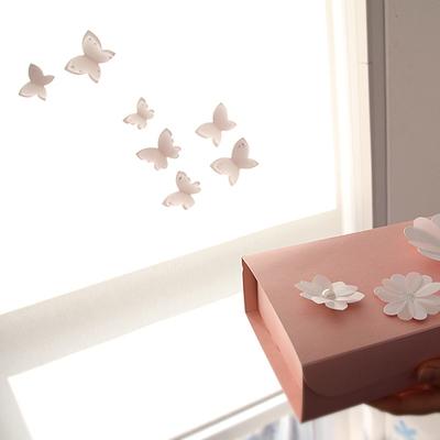 아르데코 스티커 나비