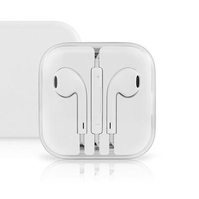 애플 정품 이어팟 이어폰 MD827FE A 벌크