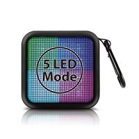LED 블루투스 스피커 AUX NFC지원 마이크로SD카드