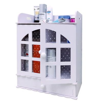 화장품 정리함 정리대 다양한 수납공간 수납장