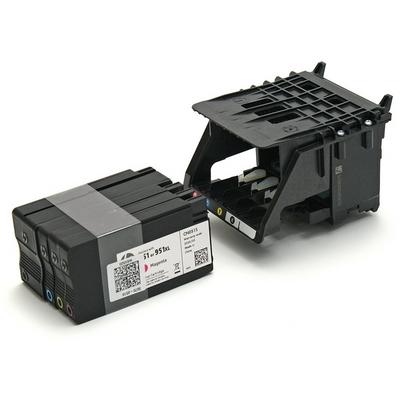 HP 950/951용 정품헤드&카트리지 세트