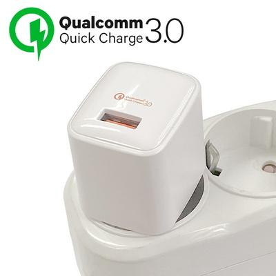 QC3.0 가정용 급속 충전기 어댑터 퀄컴 퀵차지 12V 9V