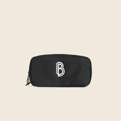 블랑블랙 BB 네모 파우치 블랙 P308BK