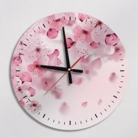 cg063-벚꽃이가득_인테리어벽시계