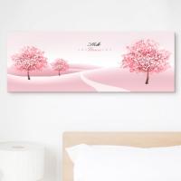 cw794-핑크빛벚꽃향가득히_대형노프레임