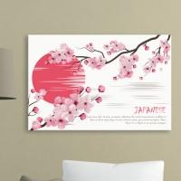 cw836-일본의벚꽃풍경_중형노프레임