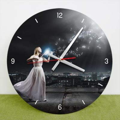 tb012-감미로운음악_인테리어벽시계