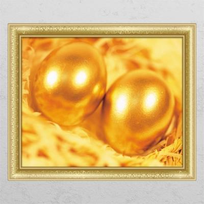 ic287-황금계란_창문그림액자