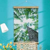 우드스크롤-휴식나무숲