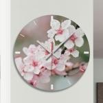 만개한벚꽃인테리어벽시계