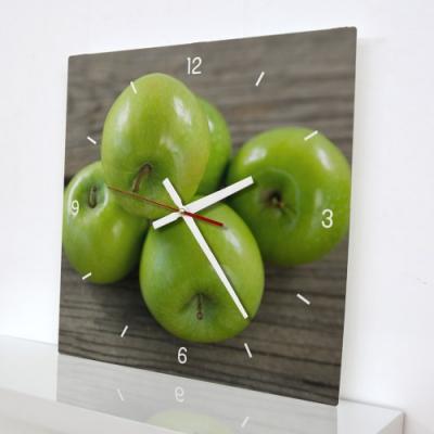 초록사과_인테리어벽시계
