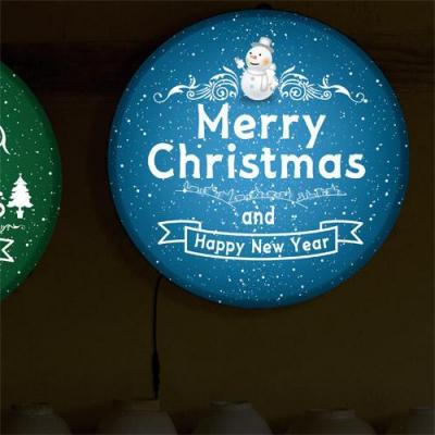 LED액자45R_행복한메리크리스마스