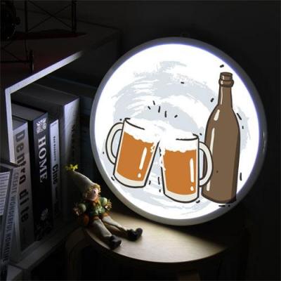 LED액자35R_초밥과맥주