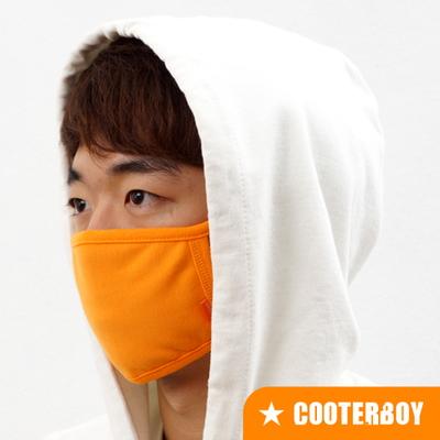 쿠터보이 컬러마스크 - 오렌지(Orange)