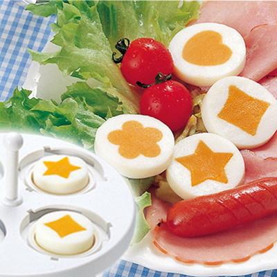 삶은 계란 데코레이션 드림랜드(노른자 꾸미기 모양 틀 찜기)