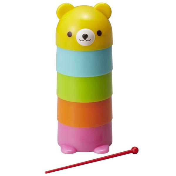 귀여운 5단 곰 샌드위치 스탬프(토루네 식빵 커터 모양틀) - 부비캣, 7,700원, 피크닉도시락/식기, 피크닉도시락통