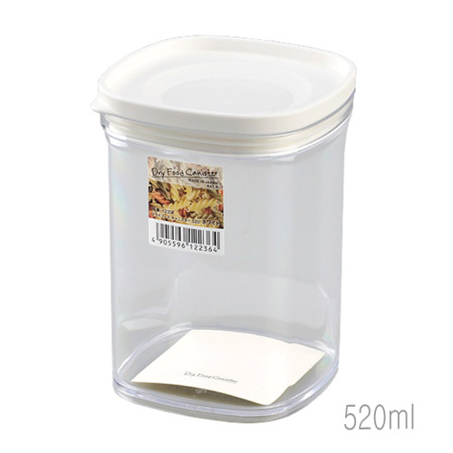 일본 드라이푸드 캐니스터 - 부비캣, 3,600원, 주방정리용품, 조리통