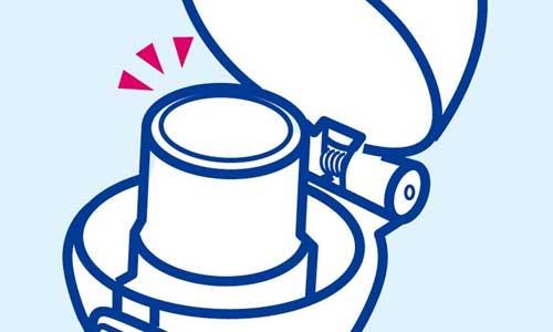 소피아 클리어 원터치 어깨끈 물통(어린이집 끈달린 소풍 물병) - 부비캣, 18,900원, 피크닉도시락/식기, 컵/물병