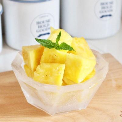 코쿠보 화채 얼음 그릇 틀(아이스트레이)