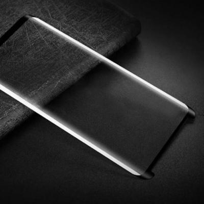 갤럭시노트9전용 케이스호환용 컬러강화유리
