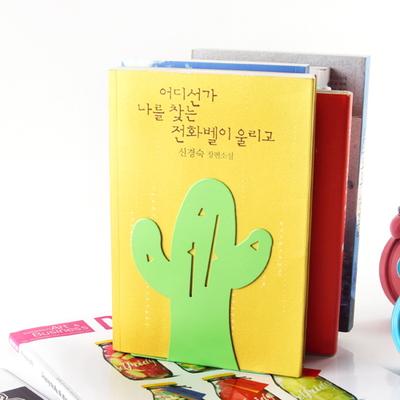 cactus bookend 2P