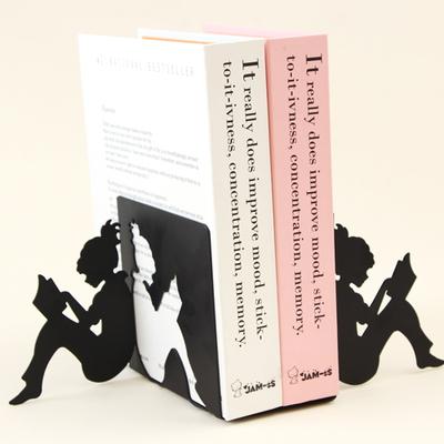 책읽는소녀 북엔드 패키지(2p1set)