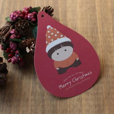 디비디 크리스마스 테그 세트 - Holiday Party
