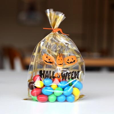 디비디 클리어 봉투 - Pumpkin