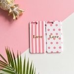 LOVE_stripe and dot