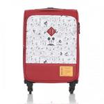 미키 PVC패턴 23  화물용 캐리어 여행가방