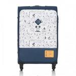 미키 PVC패턴 19  기내용 캐리어 여행가방