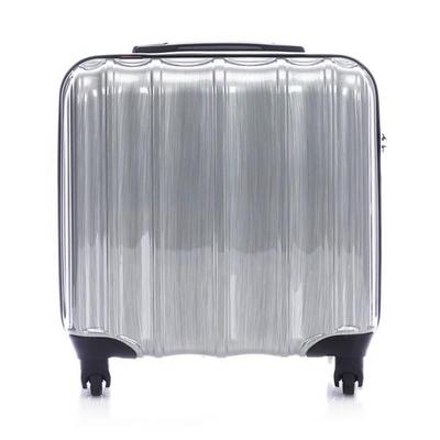트래블하우스 TKL159 16인치 실버 기내용 캐리어 여행가방