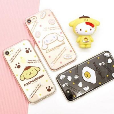 아이폰5S(SE) 산리오 캐릭터아이콘 젤리 케이스