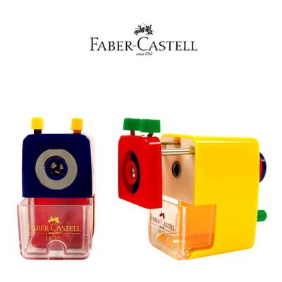 Faber-Castell 파버카스텔 핸들 연필깎이(중)