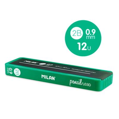 MILAN 밀란 0.9mm 샤프심 (2B)