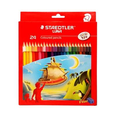 STAEDTLER 스테들러 루나 24색연필 (136 C24)