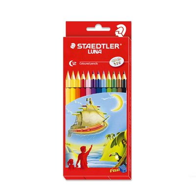 STAEDTLER 스테들러 루나 12색연필 (136 C12)