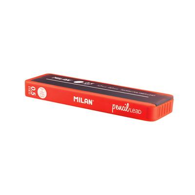 MILAN 밀란 0.5mm HB 샤프심 대용량 120EA