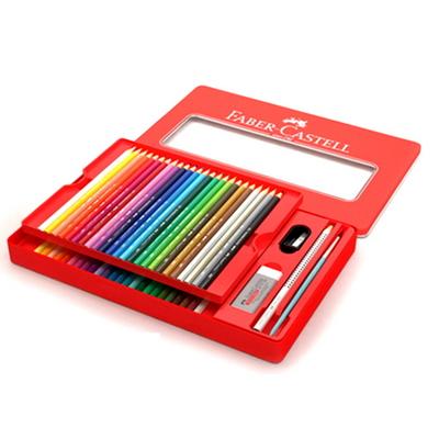 Faber-Castell 파버카스텔 48색 수채색연필 스케치 세트