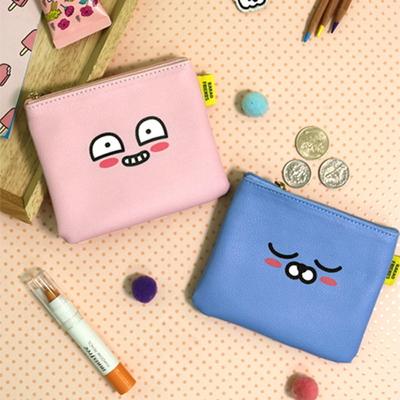 KAKAO FRIENDS 카카오프렌즈 뒷지퍼 동전지갑 파우치