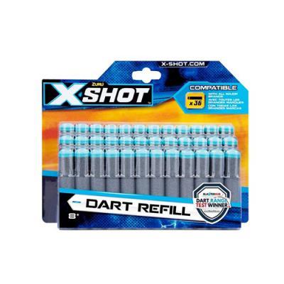X-SHOT 엑셀 리필36팩