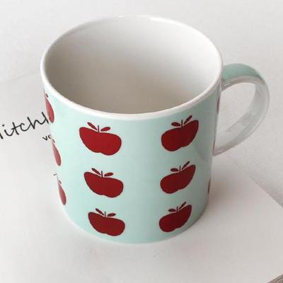 로코 애플(민트) 머그 4P
