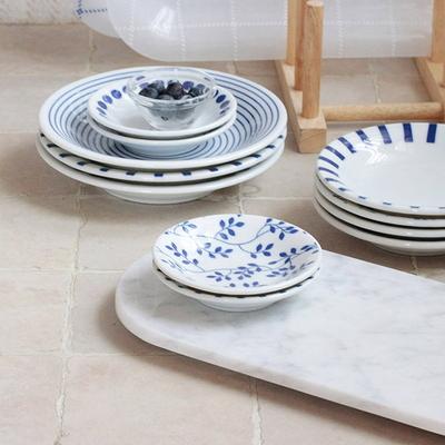 일본산 블루포인트 접시세트(3size)