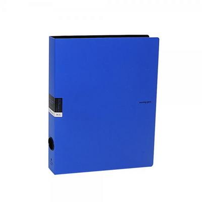 6000 투컬러 3공 D링바인더 25mm (블루)
