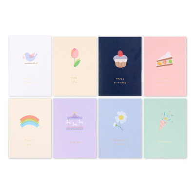 1000 하모니 축하카드(세트/8개)