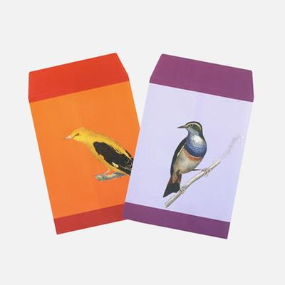 Bird Envelope set (선물봉투+태그)