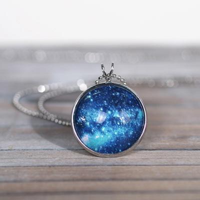 행성목걸이-Galaxy2