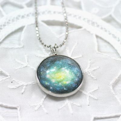 행성목걸이-Galaxy 3